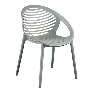 Lima Stacking Arm Chair (Set of 4)