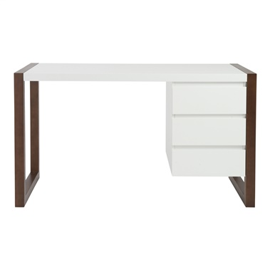 Manon 3-Drawer Desk