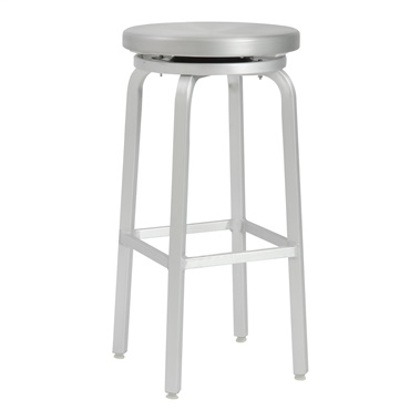 Miller-B Swivel Bar Stool