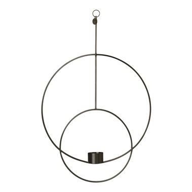 Circular Hanging Tealight Decor