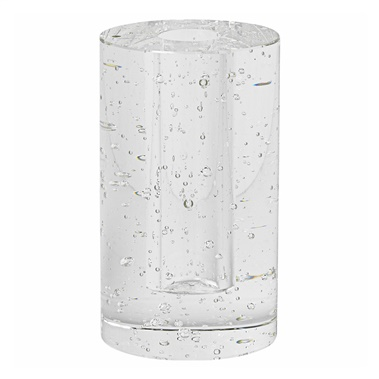 Cylinder Bubble Glass Holder