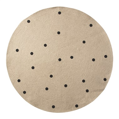 Jute Dots Carpet