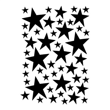 Mini Stars Wallsticker