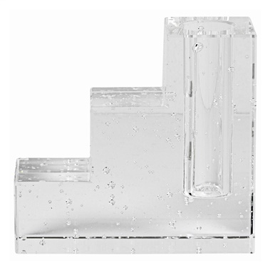 Stairs Bubble Glass Holder