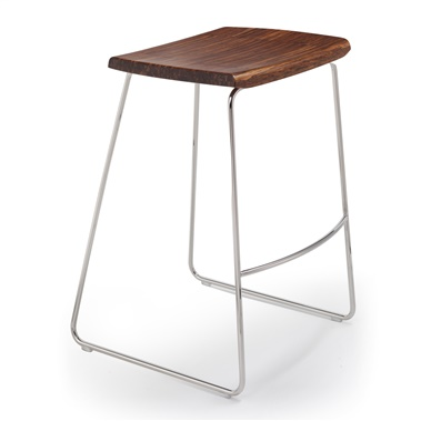 "Paris 30"" Bar Height Stool without Back"