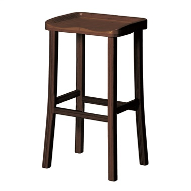 "Tulip 26"" Counter Height Stool"