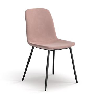 Halldis Velvet Side Chair