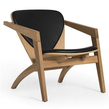 Hans Wegner GE 460 Butterfly Easy Chair