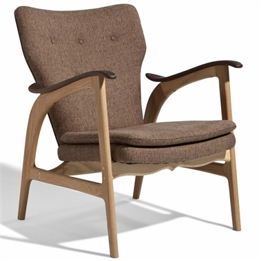 Hans Wegner Model 3 Chair