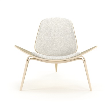 Hans Wegner Shell Chair  sc 1 st  Inmod & Modern Lounge Chairs / Arm Chairs