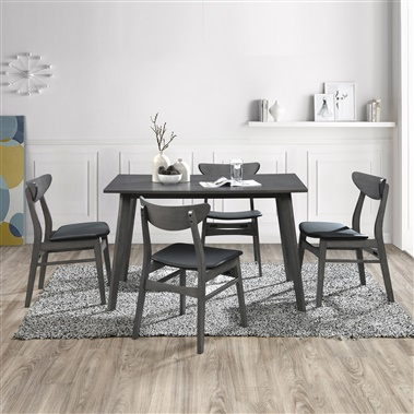 Harmony / Ivan 5-Piece Dining Set