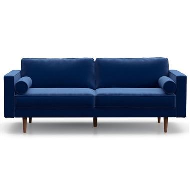 Heidi Velvet Sofa