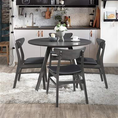 Isla / Ivan 5- Piece Dining Set