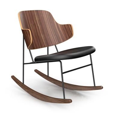 Kofod Larsen Penguin Rocking Chair