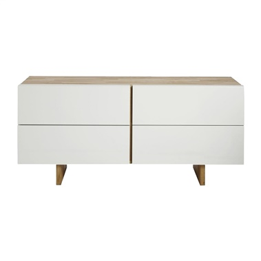 LAX Series Low Boy Dresser
