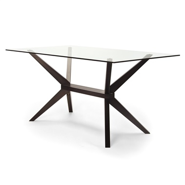 Magna Glass Dining Table