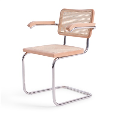 Marcel Breuer Cesca Chair with Arms