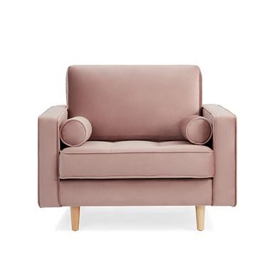 Matilde Velvet Armchair