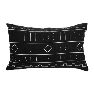 Tribal Rectangular Pillow