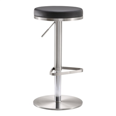 Aviva Steel Adjustable Barstool
