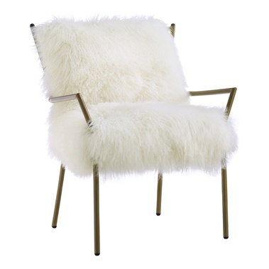Clara Sheepskin Chair