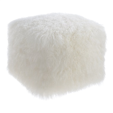 Jana Sheep Pouf