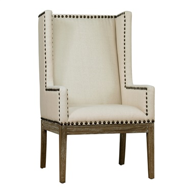 Jane Linen Chair