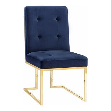 Josie Velvet Chair