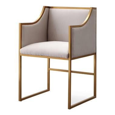 Juno Velvet Chair