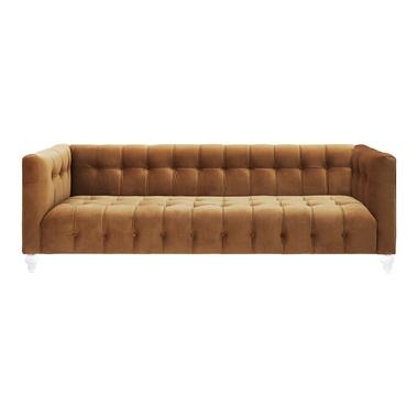 Kayla Velvet Sofa