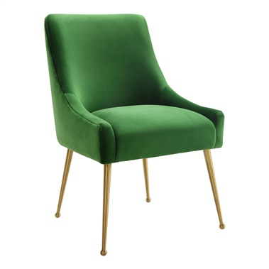 Kelly Velvet Side Chair