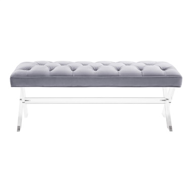 Liliana Lucite Bench
