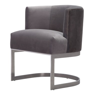 Mary Velvet Chair