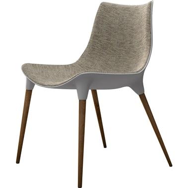 Langham Dining Chair (Fabric Seat)