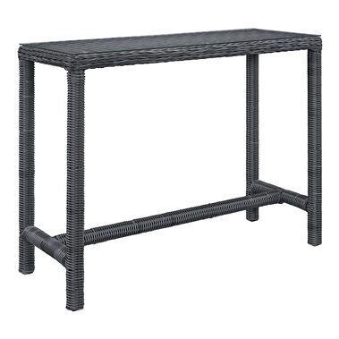 Summon Large Outdoor Patio Bar Table
