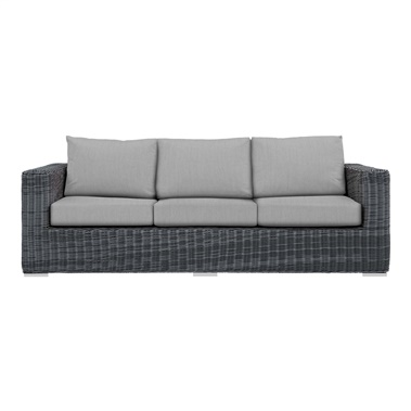 Summon Outdoor Patio Sunbrella Sofa