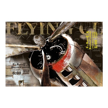 Flight Small Wall Decor