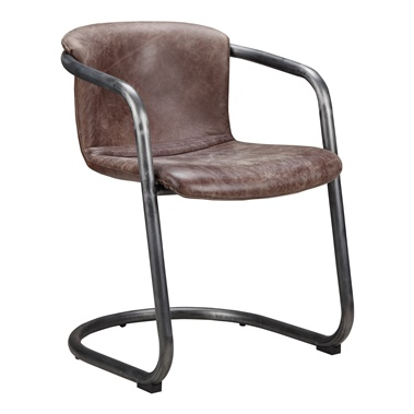 Freeman Light Brown Dining Chair