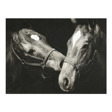 Happy Horses Wall Decor