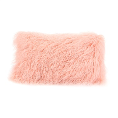 Lamb Fur Rectangle Pillow