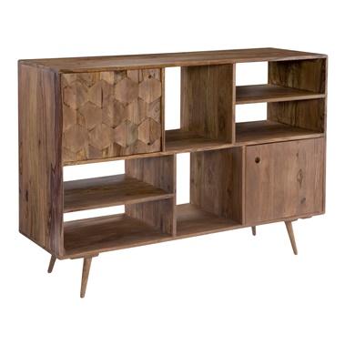 O2 Bookshelf