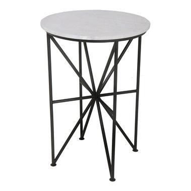 Quadrant Accent Table
