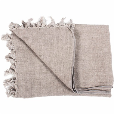 Retreat Throw Blanket