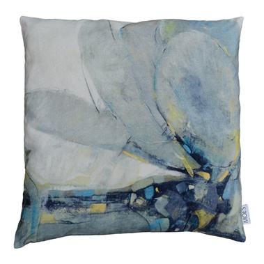 Revel Velvet Feather Cushion
