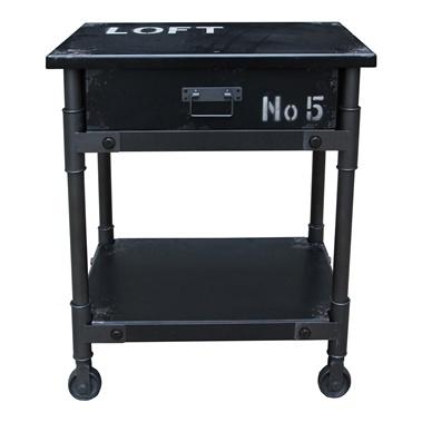 Soho 1 Drawer Cabinet