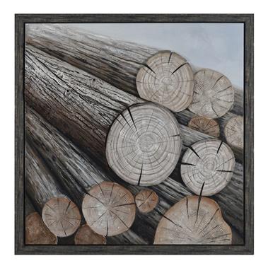 Timber Wall Decor