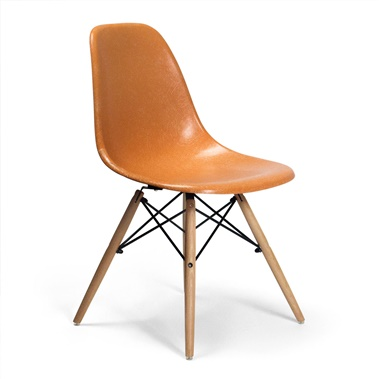 Molded Fiberglass Chair -DFSW