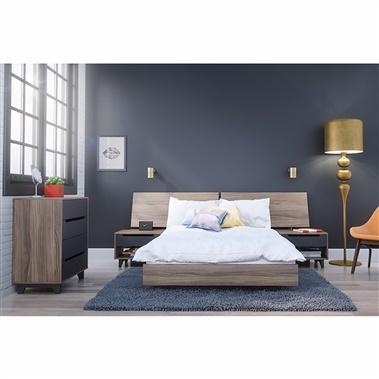 400692 Alibi Full Size Bedroom Set