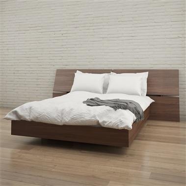 400693 Alibi Queen Size Bedroom Set