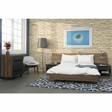400695 Alibi Queen Size Bedroom Set